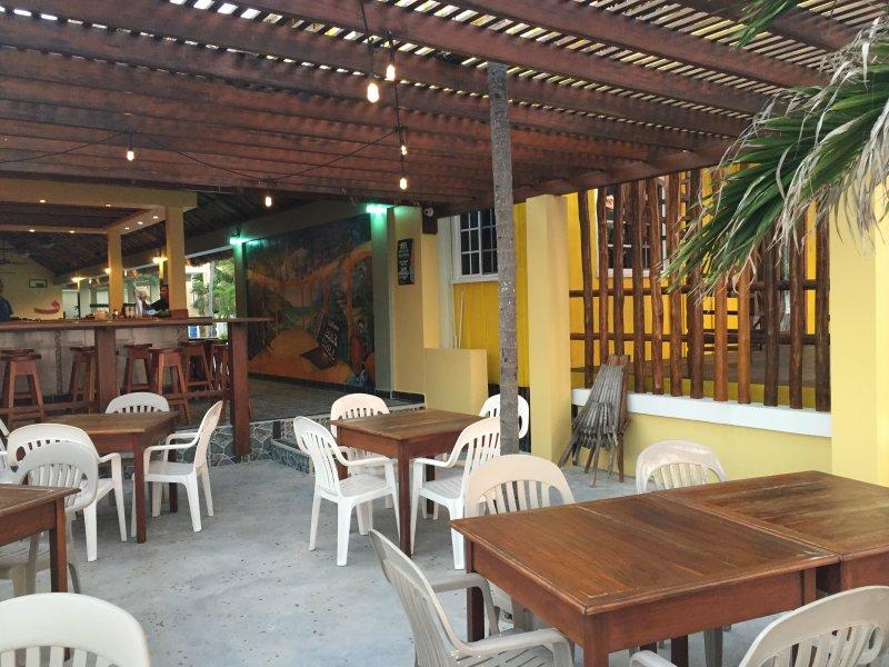 Pool Unit A-On-site restaurant
