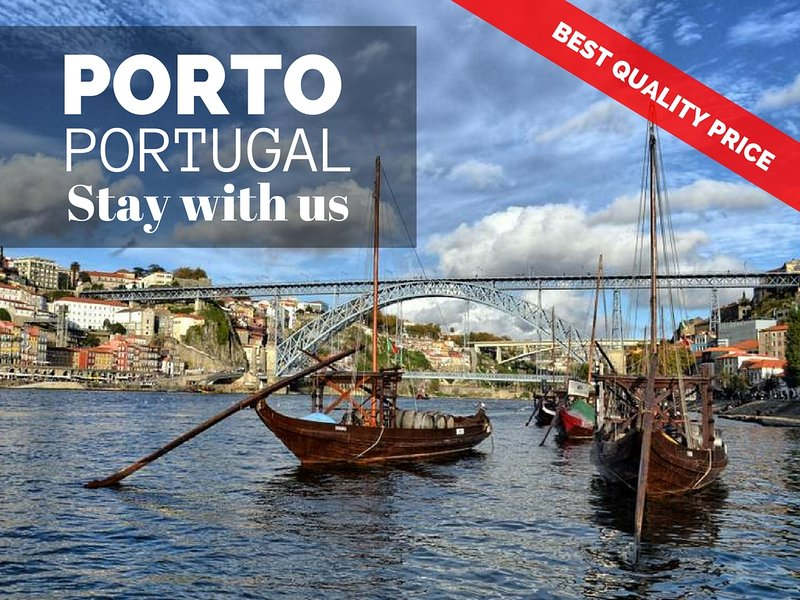 Porto Best Price Quality Family Apartment High Speed Internet and free Netflix, location de vacances à Canidelo