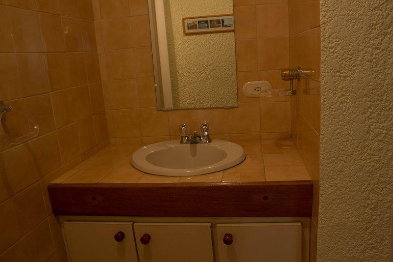 Toilet master bedroom