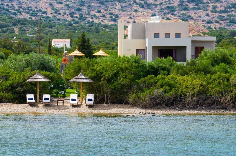Villa Blue Island, casa vacanza a Plaka