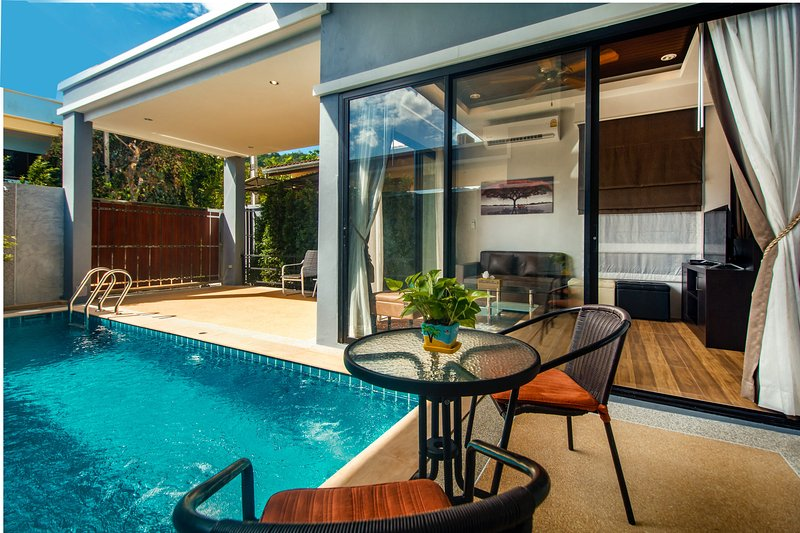 KG Private Pool Villa KG-2, vacation rental in Railay Beach