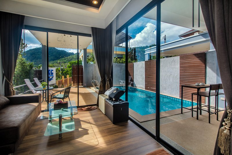 KG Private Pool Villa KG-1, holiday rental in Ao Nang