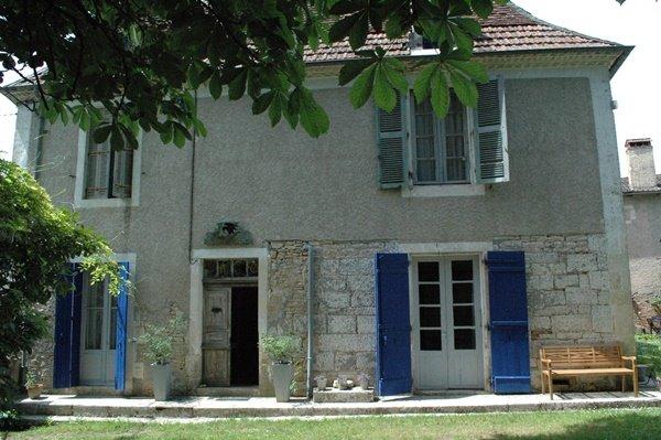 Gite Le Marronnier au domaine Le Nid des Oiseaux, location de vacances à Cubjac