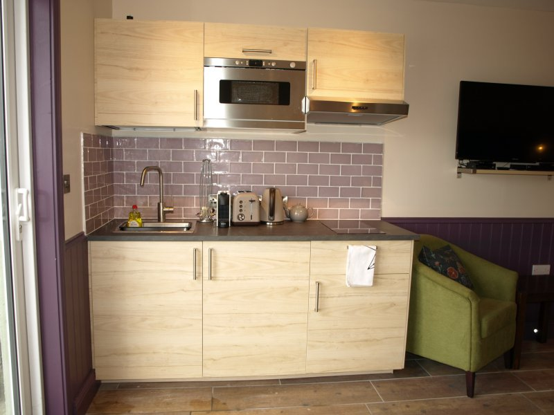 Seaview Studio apartment Purple, casa vacanza a Skerries