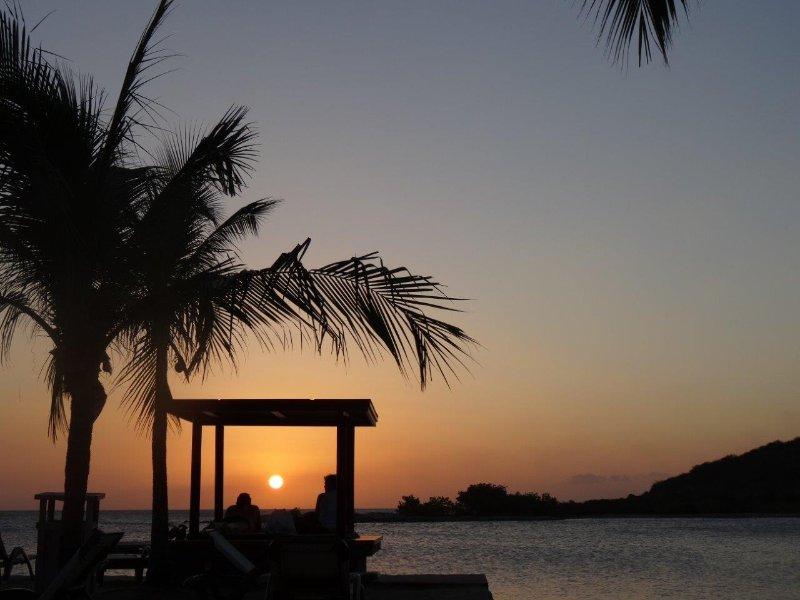 Zanzibar dans la soirée