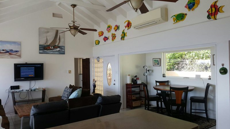 Park View Villa, holiday rental in Sage Mountain National Park