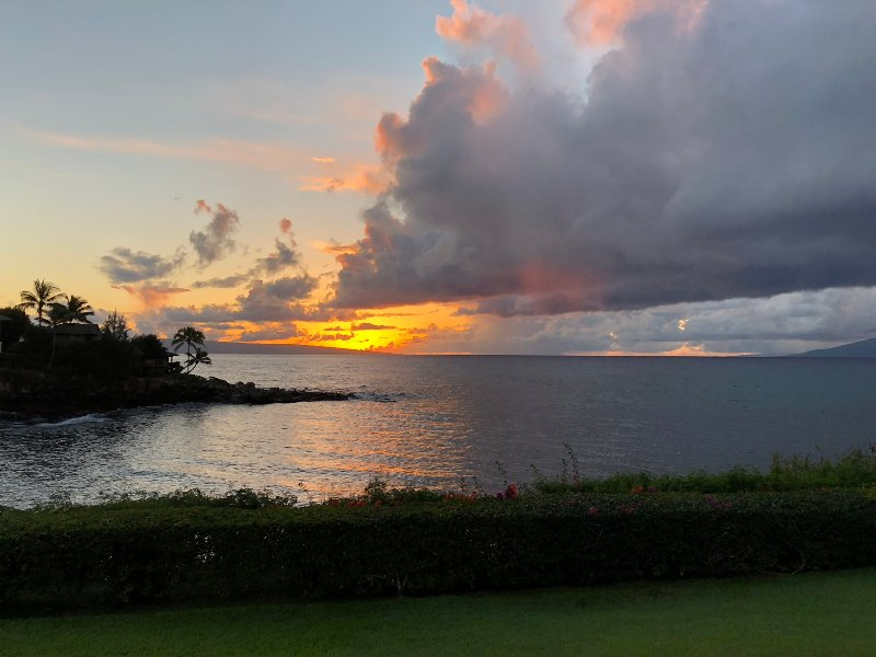Amazing Ocean view, holiday rental in Napili-Honokowai