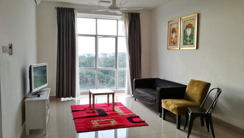 Homestay Lakeview Residency, Cyberjaya, alquiler vacacional en Cyberjaya