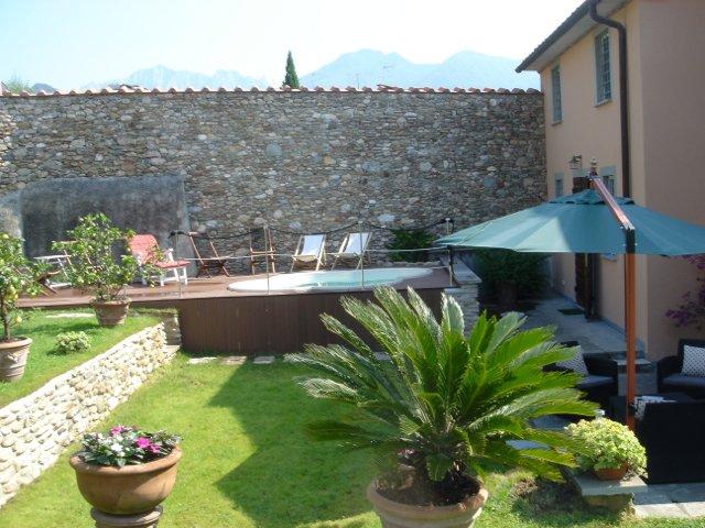 villa Pozzi, holiday rental in Ripa-Pozzi-Querceta-Ponterosso