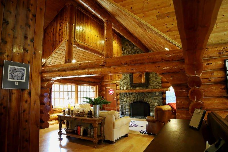 Main Lodge Living Room