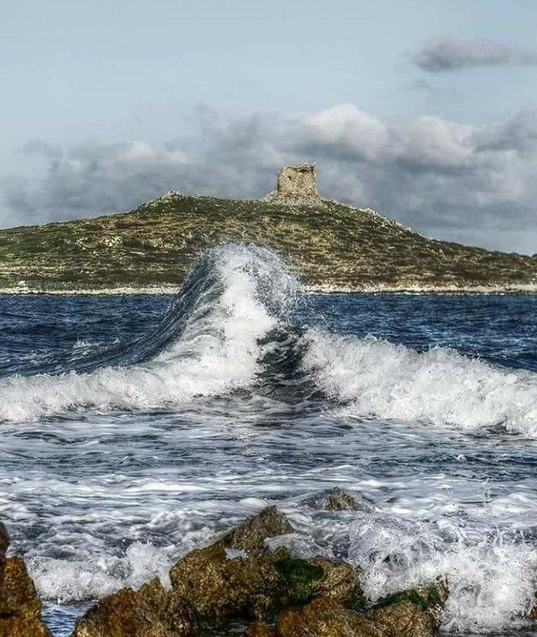 Punta passage: la mer occidentale rencontre l'est ...