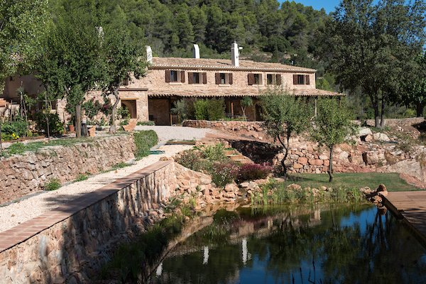 LA MASIA, holiday rental in Figuerola del Camp