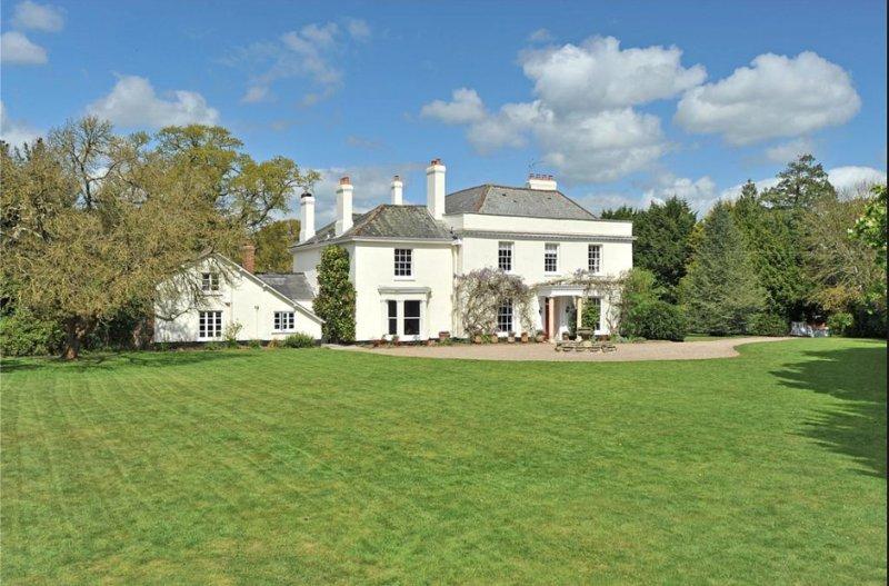 Westcott House, Rockbeare