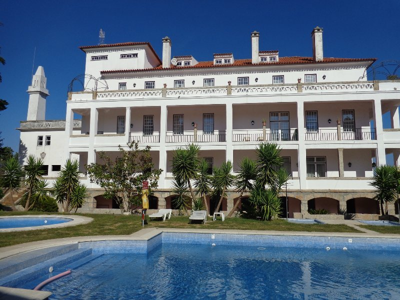 Hotel Rural Mira Serra (Twin 4), casa vacanza a Lajeosa do Mondego