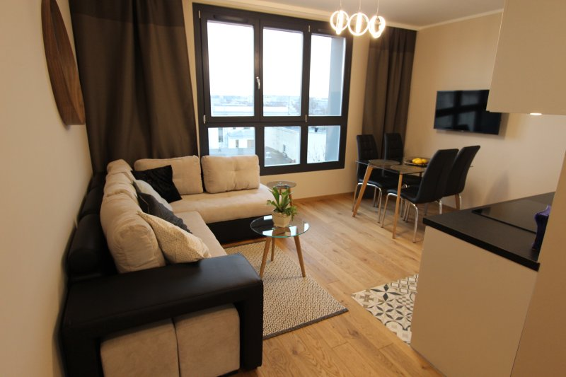 Travel Apartments Old Town Kazimierz ++Golden++, holiday rental in Wieliczka