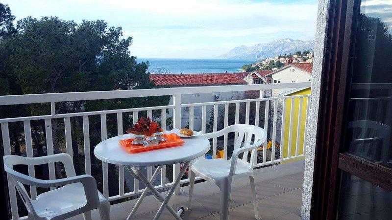 Studio apartman Marinella, casa vacanza a Baska Voda