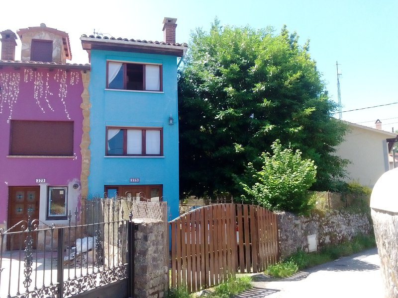 La Gavilueta, vacation rental in Puertas De Vidiago