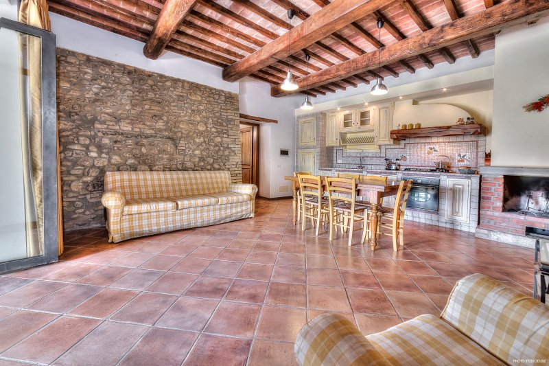 Girasole Cottage, holiday rental in San Pancrazio