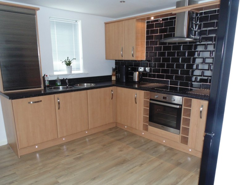 Awel y Môr, Luxury Holiday Apartment, Llanelli., casa vacanza a Llannon