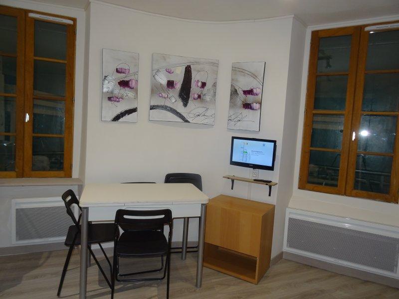 STUDIO AX LE COUZILLOU, vacation rental in Ascou
