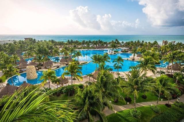 Vidanta - Mayan Palace - Luxury 1BR Suite, holiday rental in El Hijo Prodigo
