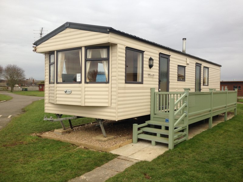 L57-BEAUTIFULLY MAINTAINED STATIC CARAVAN -5 MINUTES FROM THE BEACH, Ferienwohnung in Saltfleet