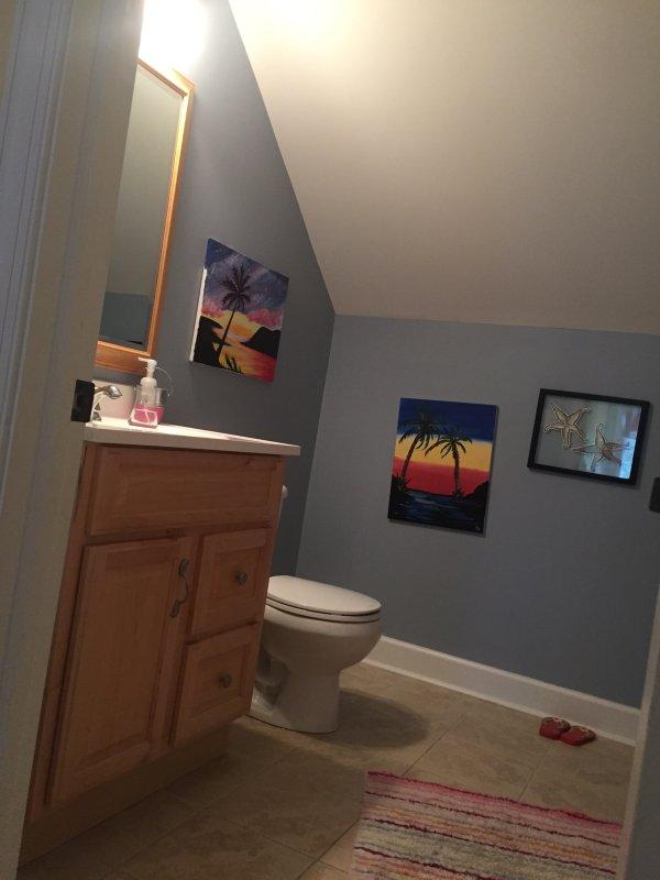 Todas las habitaciones tienen baño privado