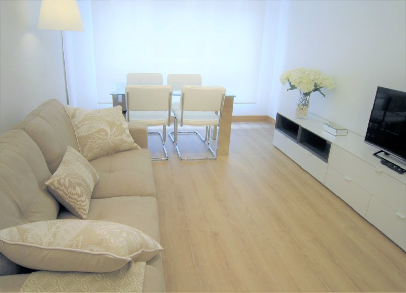 Exclusivo apartamento en Gros, holiday rental in San Sebastian - Donostia