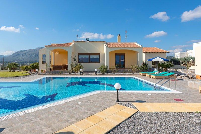 Villa Rose, holiday rental in Kolimbia
