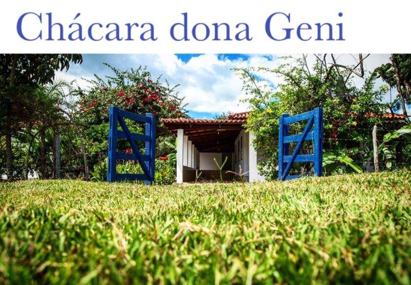 Chácara dona Geni, location de vacances à Pirenopolis