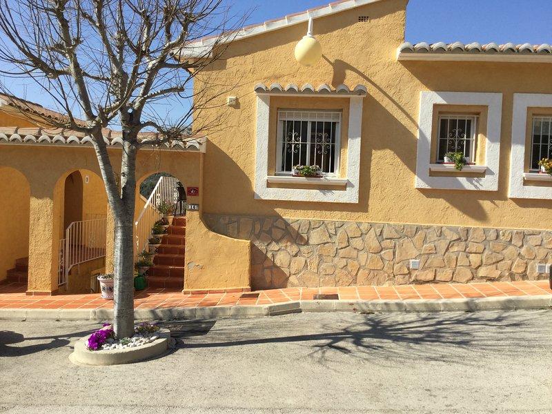 The attractive Montecala development