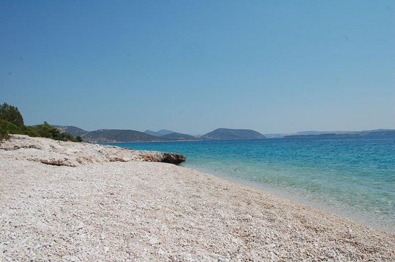 Encantadora casa junto a playas vírgenes y rodeada de naturaleza, location de vacances à Iria