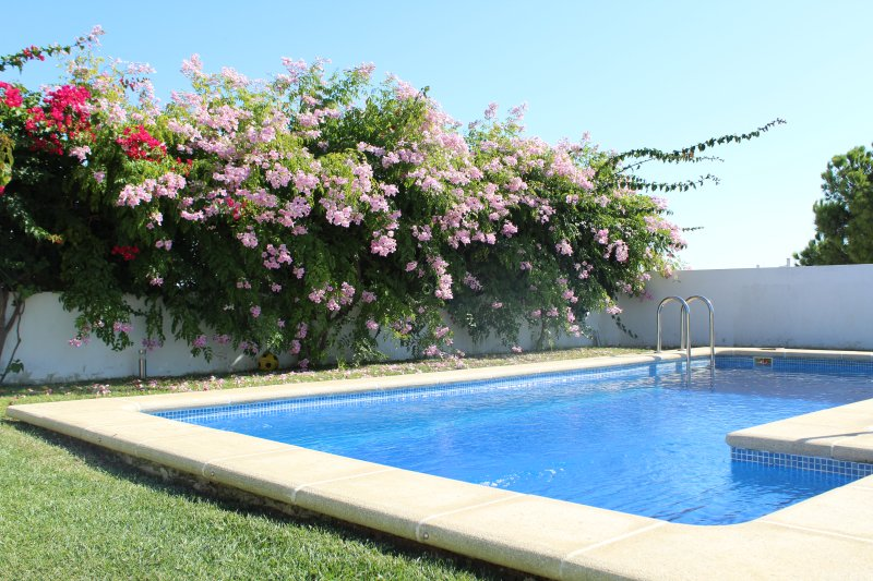 Big villa with swimming-pool – semesterbostad i Fuente del Gallo