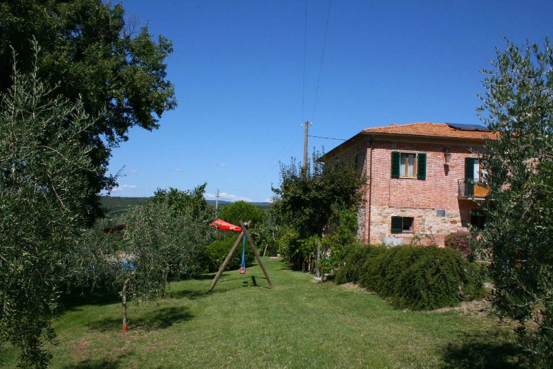 Molino del Calcione Villa Sleeps 10 with Pool - 5490503, holiday rental in Lucignano