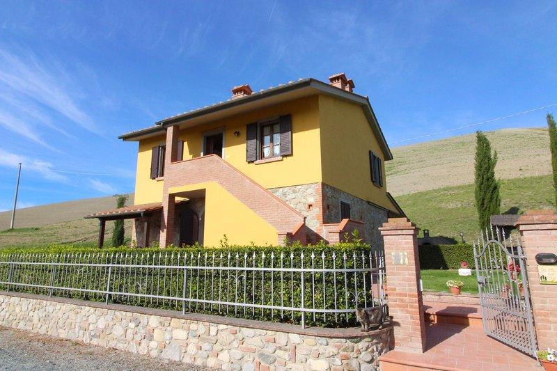 VILLA ALABASTRO, holiday rental in Villamagna