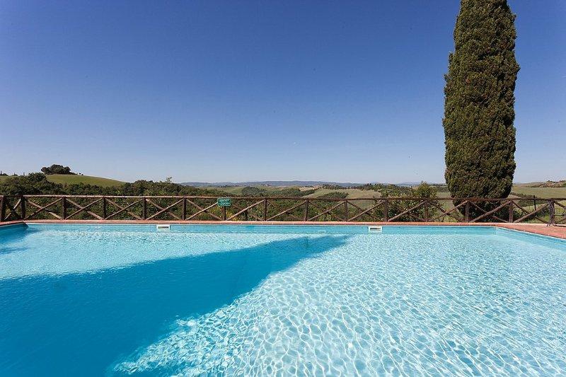 Casa Giobatta A, Ferienwohnung in Monteroni d'Arbia