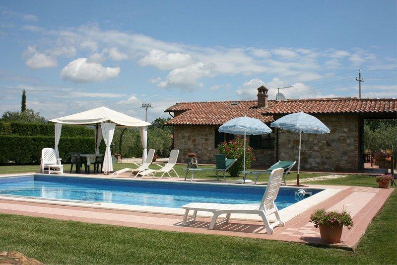VILLA SUSANNA, vacation rental in Borghetto