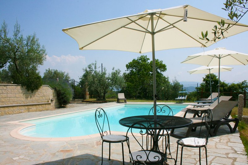LA ROGAIA, holiday rental in Civitella in Val di Chiana