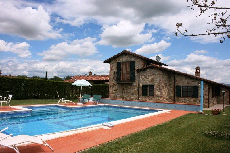 VILLA ABA, location de vacances à Castiglione del Lago