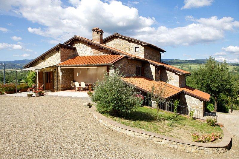 PODERE VARLUNGA, casa vacanza a Castel San Niccolo