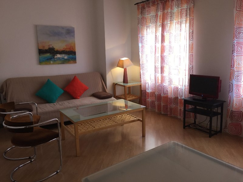 Comfortable apartment in downtown Madrid, vacation rental in Madrid