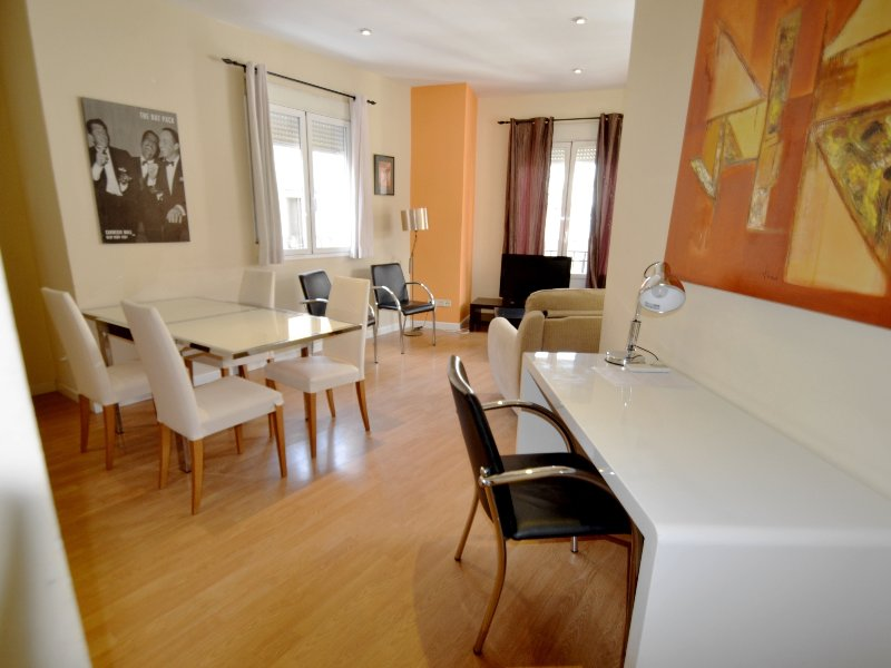 Flat close to Downtown Madrid, vacation rental in Madrid