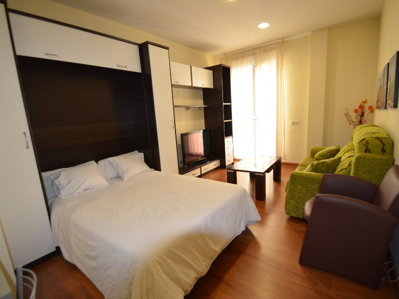 Bright apartment in the downtown Madrid, vacation rental in Madrid