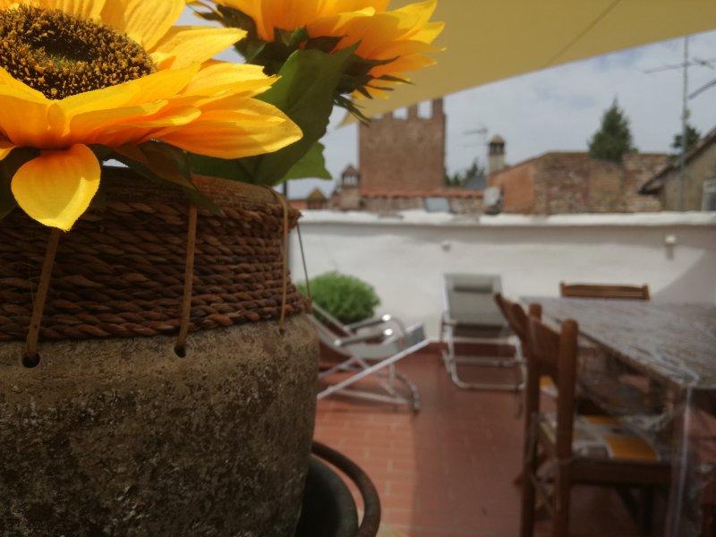 Tognazzi Casa Vacanze - Casa Evelina, holiday rental in Badia a Cerreto