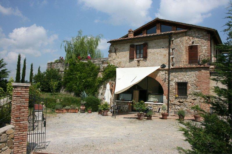 IL FORNACINO, holiday rental in Rapolano Terme