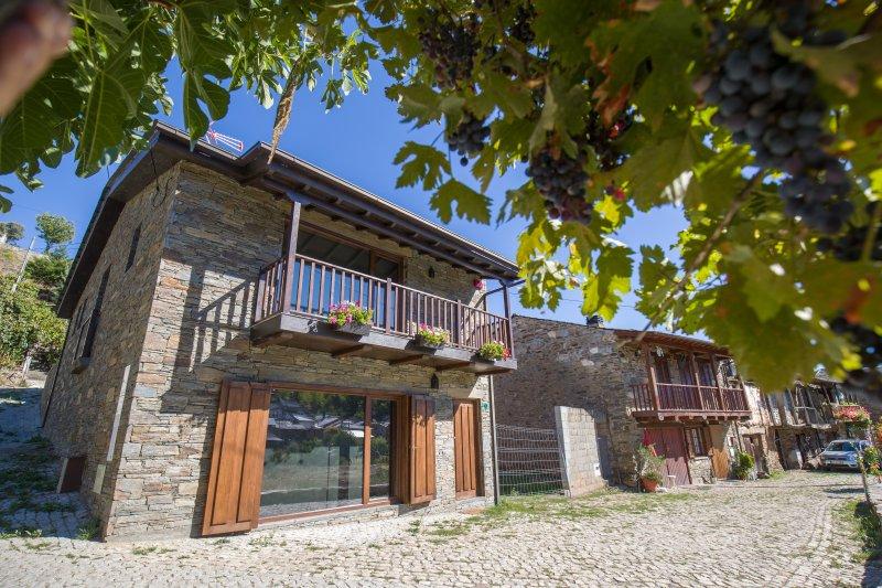 Casa da Portela - Rio de Onor_Parque Natural de Montesinho, aluguéis de temporada em San Justo