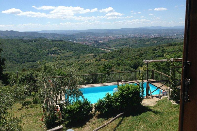 Muro Villa Sleeps 8 with Pool - 5490535, holiday rental in Antria