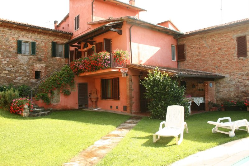 CASA ROSADA, vacation rental in Rigomagno