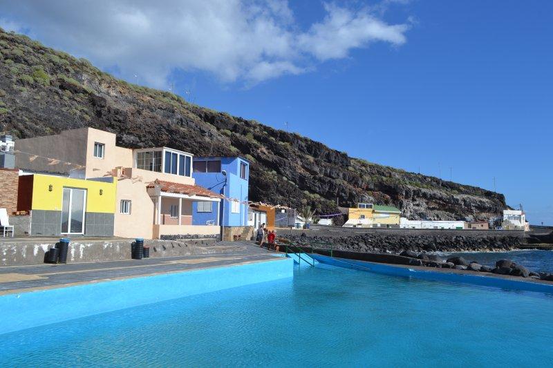 casa amarilla, vacation rental in Puertito de Guimar