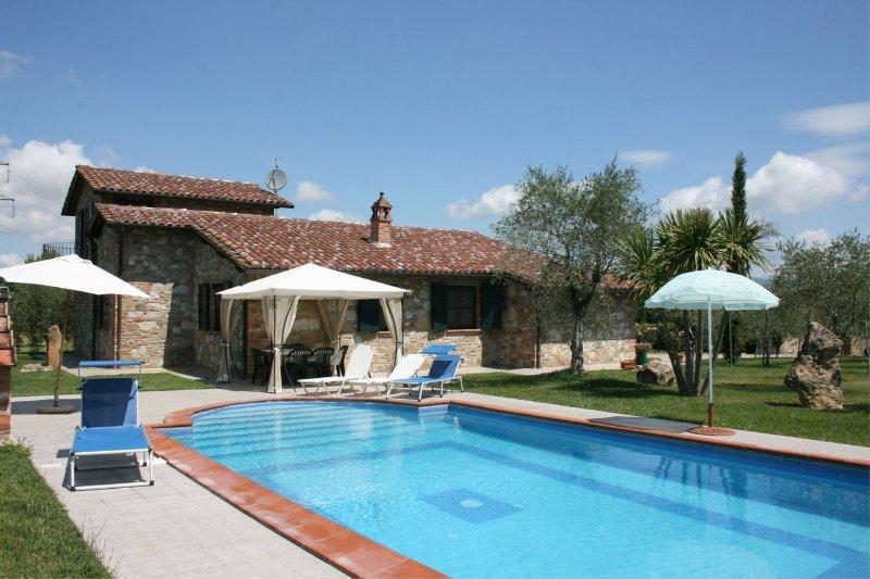 VILLA MARTY, location de vacances à Castiglione del Lago